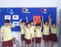 Class 3A1 Vietnam International School, Hanoi, VN