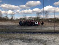 outdoor class in National Park Hoge Kempen
