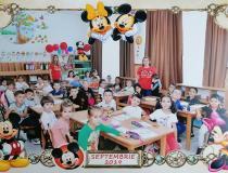 Clasa I SBS A Scoala Gimnaziala Nr.11,Buzau,Romania