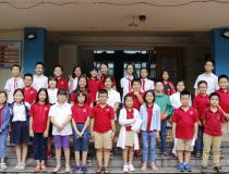 HNTL students in the Climate Change Project 2018