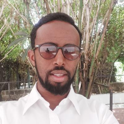 Climate voluntary teacher and environmentalists from Somaliland