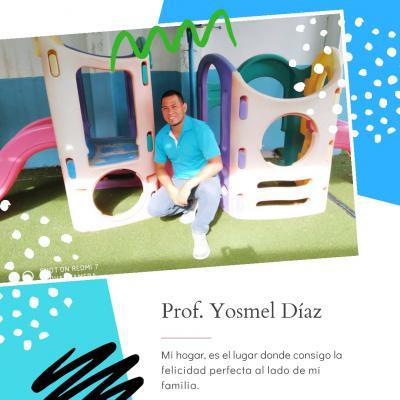 Prof. Yosmel Díaz especialidad Valores