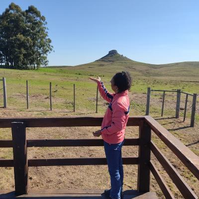 Visita a escuela Cerro de Batoví