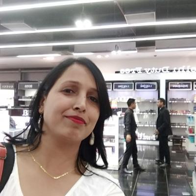 Anamika Jha India