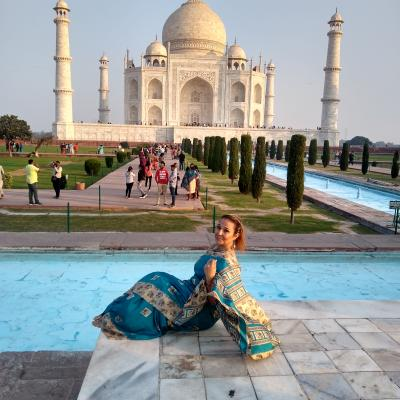 Sharing experience in India