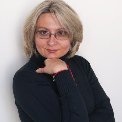 Pakhomova Iryna