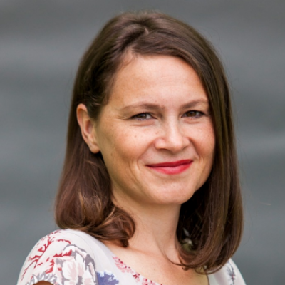 Pușcariu Diana, English teacher