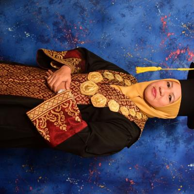 I am the chief of teacher training faculty in Lancang Kuning University