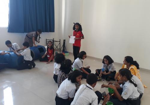 Pawar Public School, Dombivali