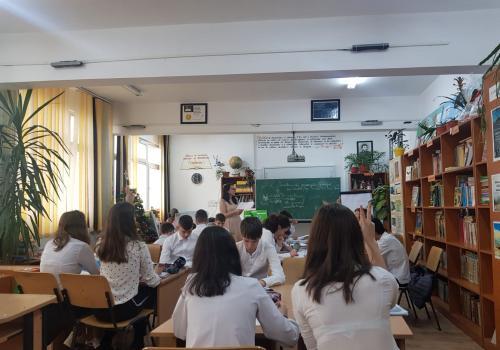 Școala Gimnazială Sascut Bacău