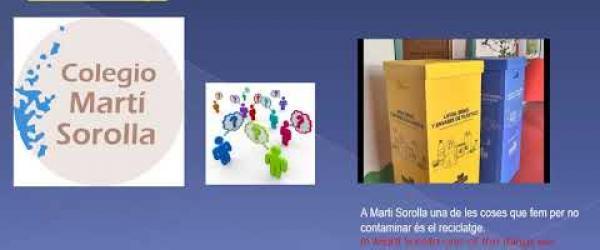Embedded thumbnail for València sostenible Spain 4rt ESO (MArtí Sorolla II)