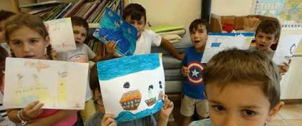 Embedded thumbnail for first grade and their thinking about greenhouse effects and consequences