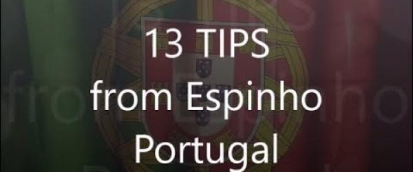 Embedded thumbnail for Climate actions: 13 tips from Espinho, Portugal
