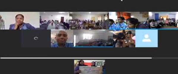 Embedded thumbnail for Conference Meeting with different countries