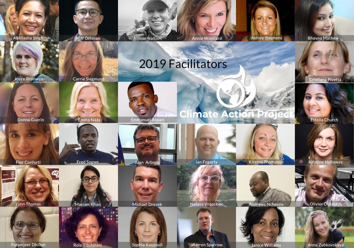 Facilitators Climate Action project