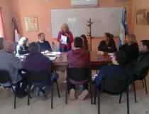 CLASE PRESENCIAL CON PARTICIPANTES  CAMBIO CLIMATICO