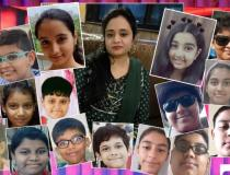 Adhya Sinha Class Image