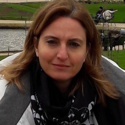 English language teacher from Greece