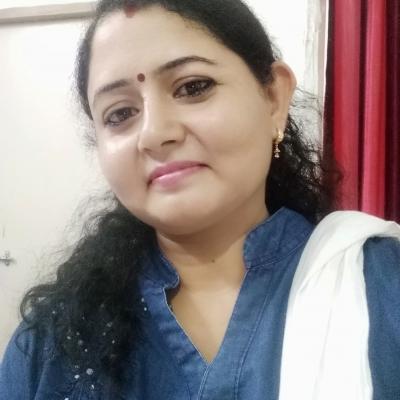 Hello I'm pooja Pandey