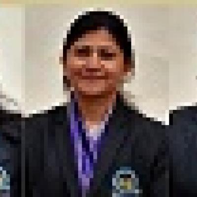 Ms.Varsha,Ms.Aditi,Ms.Neelam- Teachers associated with this project