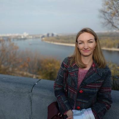 I am Olga Juravschi