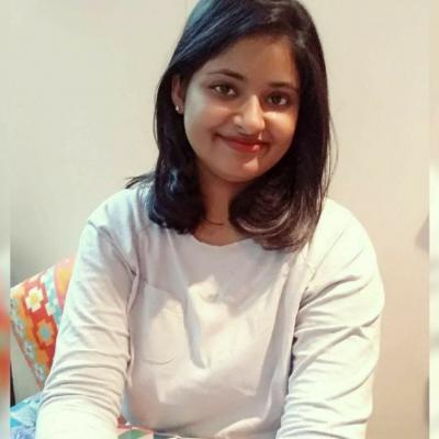 Nidhi Shetty teacher of Aspee Nutan Academy ,Mumbai