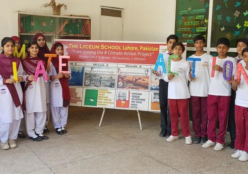 The Lyceum  Lahore, Pakistan