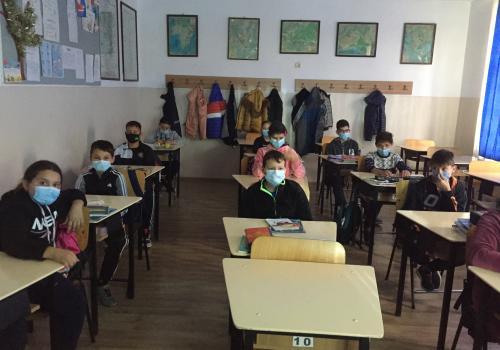 My students!