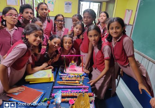 My class GGSSS school block Shakarpur delhi