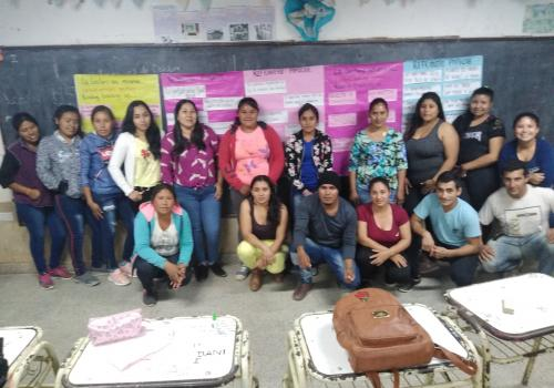 Alumnos del BSPA 7174