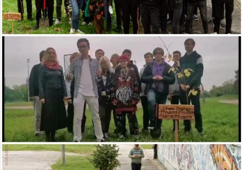 5 groups of students of ZSE 'Elektronik' Radom, 2 groups of university students