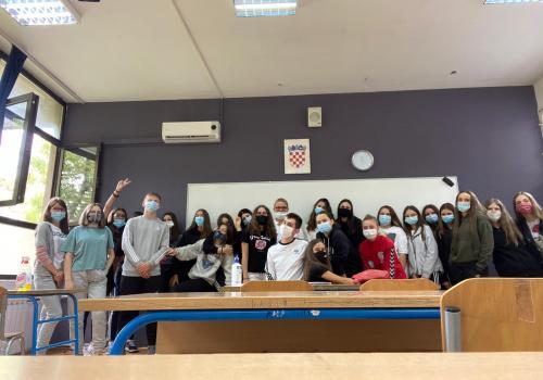 Vocational pupils
