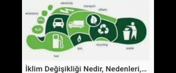 Embedded thumbnail for Küresel iklim değişikliği nedenleri,sonuçları,çözüm yolları Türkiye ye etkileri