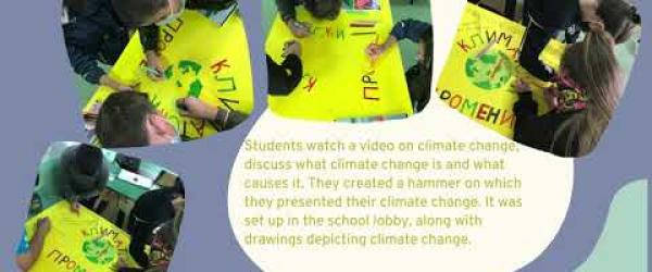 Embedded thumbnail for Climate change