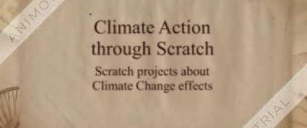 Embedded thumbnail for Climate Action : through code week