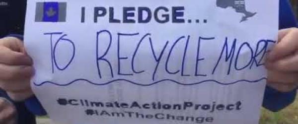 Embedded thumbnail for Climate Action Pledge from Week 3 Climate Action Day Celebration