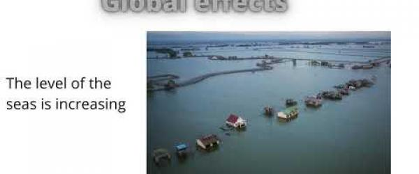 Embedded thumbnail for Local and global effects of the climate change