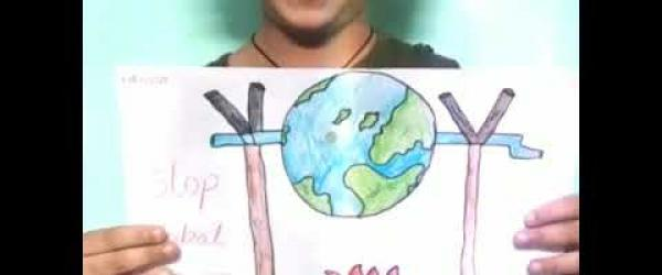 Embedded thumbnail for The causes of Climate change by Pallavi Model School, Boduppal