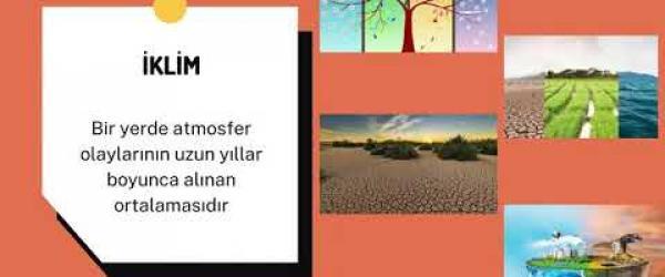 Embedded thumbnail for İklim ve Hava Durumu