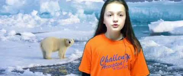Embedded thumbnail for Wallenpaupack South Elementary - Climate Action Video