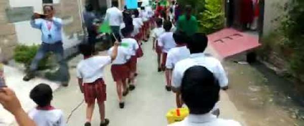 "Embedded thumbnail for Ramagya Plastic Brigade "" Say No To Plastics"""