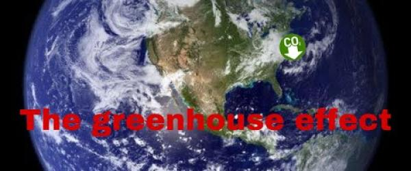 Embedded thumbnail for Global Warming causing Climate Change