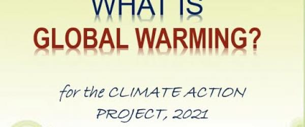Embedded thumbnail for Global warming: definition & causes